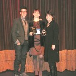 Birgit Anich Rookie Stager of the Year 2011 | I won 2 awards