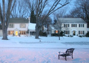 House during the snowy months | Selling Your House During the Snowy Months